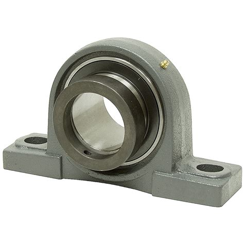 3 quot pillow block bearing w lock collar pillow block bearings bearings power transmission