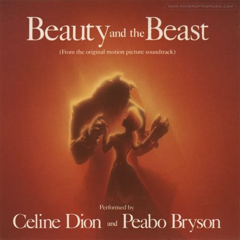 celine dion beauty and the beast song free mp3 download beauty and the beast single celine dion the power of