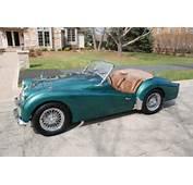 Triumph Tr3 1959 Image 4