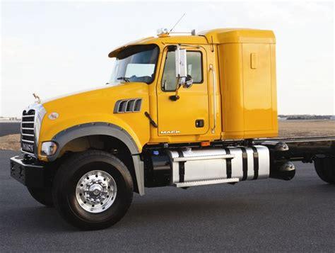 Mack Truck Sleeper mack offering granite sleeper other upgrades truck news
