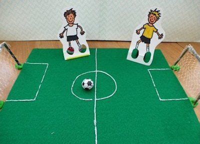 How To Make A Paper Football Stadium - 1000 ideas about soccer crafts on creative