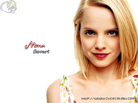Mena Suvari Pictures by Mena Suvari Images Mena Suvari Wallpaper Photos 228120