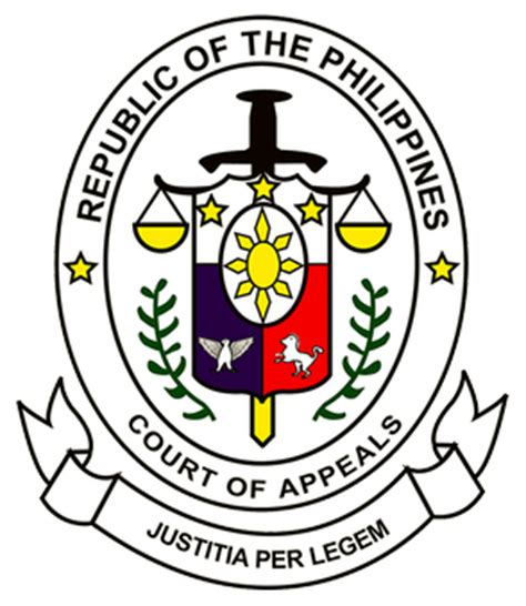 Court Of Appeals Search Court Of Appeals Of The Philippines