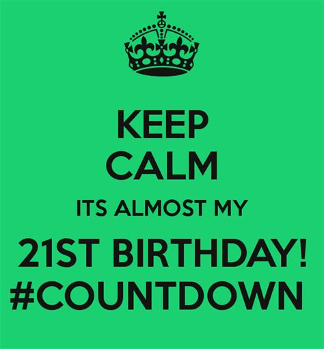 Birthday Countdown Quotes Countdown To My Birthday Quotes Quotesgram