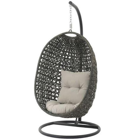 cocoon swing seat bramblecrest rio rattan cocoon garden swing seat pod chair