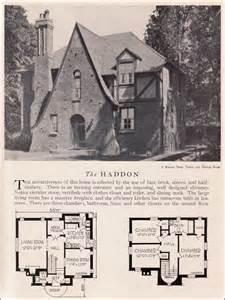 Barndominium Interiors 1929 Home Builders Catalog Haddon House Plan American