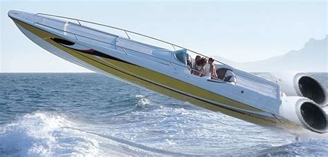 fastest on a boat fastest stepped bottom design offshoreonly