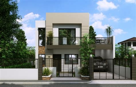 Top 10 House Designs Or Ideas For Ofws By Pinoy Eplans House Design For Small Lot Area In The Philippines