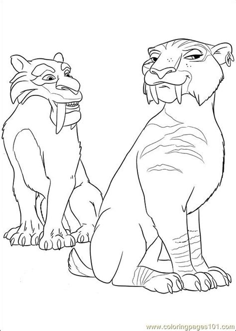 ice age coloring pages pdf coloring pages ice age continental drift 11 cartoons