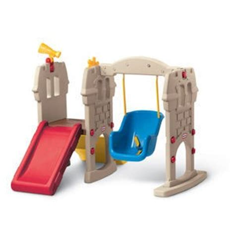 Little Tikes Swing Along Castle Swing Seat Support Metal
