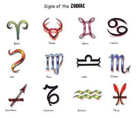 Astrological Sign Zodiac Tattoos