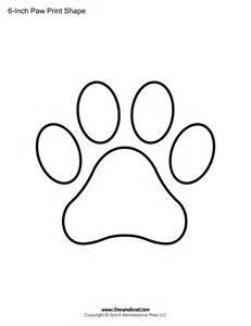 paw print powerpoint template search results for writing shape templates calendar 2015