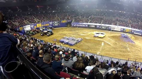 monster truck show portland oregon all trucks monster jam portland or free style youtube
