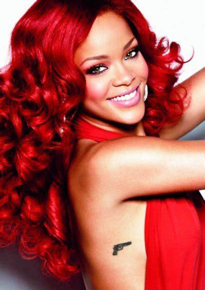 how to color your own hair beauty hair skincare dress gun red red hair rihanna favim com 415335 360nobs com