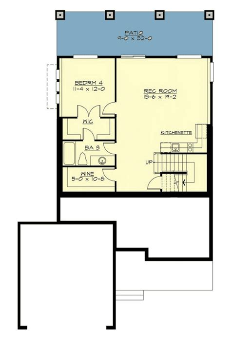 bungalow floor plans with basement bungalow with finished basement 23562jd architectural designs house plans