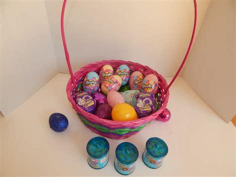 Shopkins Eggs shopkins easter eggs no time