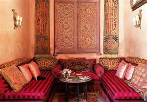 Moroccan Home Decor Moroccan Furniture Decorating Fabrics And Materials For