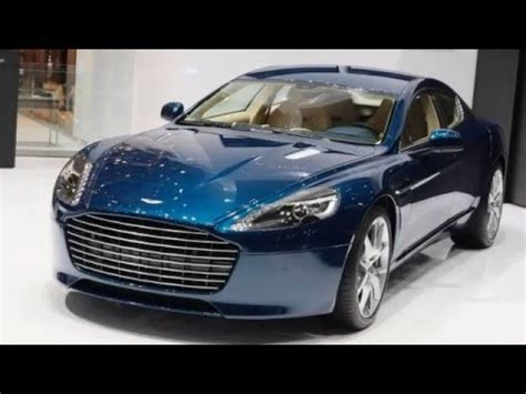 aston martin rapide 2017 2017 aston martin rapide s start up engine in depth