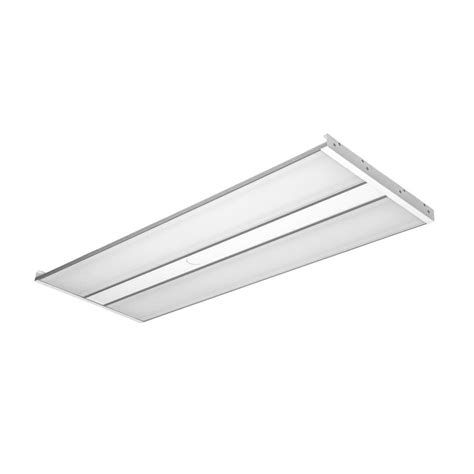 Led Light Fixture Axis Led Lighting 4 Ft White Led 323 Watt Linear High Bay Fixture With Light 5000k