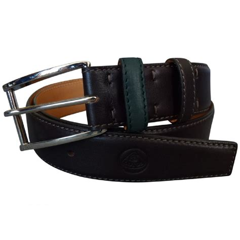 lotus leather lotus leather belt brown available at 195 mph