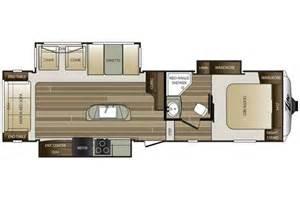 Cougar 5th Wheel Floor Plans by 2016 Cougar Xlite 29rli Floor Plan 5th Wheel Keystone Rv