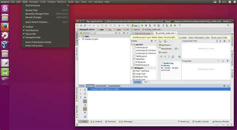 java swing app ubuntu 15 10 and 15 04 update disables jayatana global