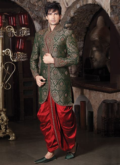 latest traditional style on 2014 pictures unique trendy latest collection of wedding dress for men