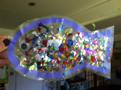 rainbow fish pattern for kindergarten quot rainbow fish quot sun catcher for preschool water water