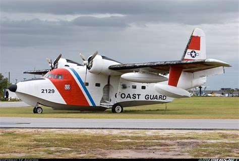 Albatros Space Army grumman hu 16e albatross usa coast guard aviation