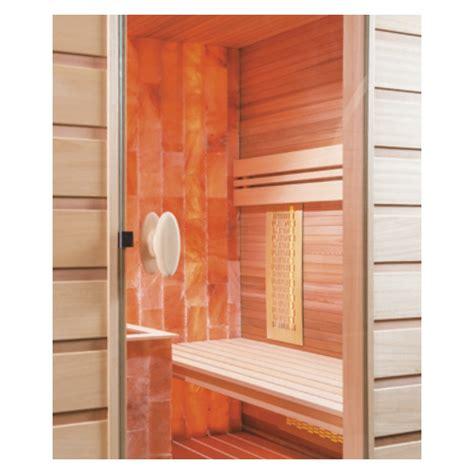 cabina sauna clicson cabina sauna a vapore e raggi infrarossi combi sel