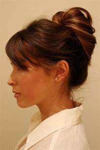 easy updo thin hair 12 fabulous hairstyles for thin hair pretty designs