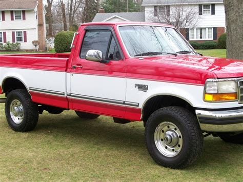 1996 Ford F 250 XLT 4X4 Power Stroke 7.3 Turbo Diesel for sale
