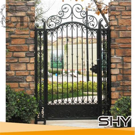 used exteriormain house iron gate design for sale for home