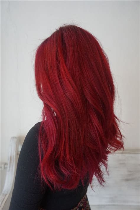 diy beauty from brown hair to bright red hair easy steps 25 beautiful bright red hair dye ideas on pinterest