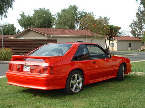 mustang gt 1989 1989 ford mustang pictures cargurus