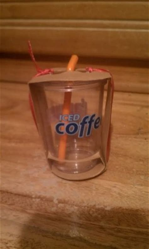 Iced Coffee Dunkin Donuts free dunkin donuts iced coffee ornament other listia auctions for free stuff