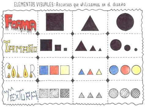 imagenes visuales definicion y ejemplos elementos basicos del dise 209 o grafico elementos visuales