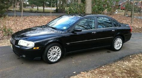 volvo s80 interior parts sell used volvo s80 blue black interior awd all wheel