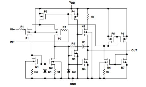 integrated circuit operational lifier lincmos precision dual operational lifiers integrated circuit ic tlc272cpwr of circuitboardchips