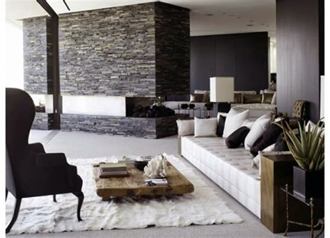 stone wall in living room living room design ideas natural stone wall in the interior