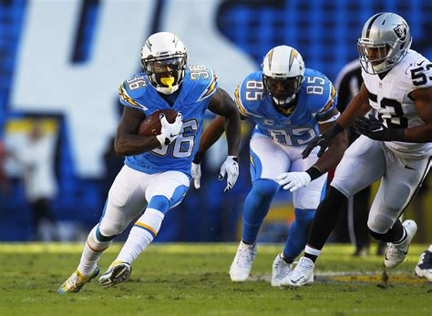sd union tribune chargers hillman looks to build on chargers debut the san diego