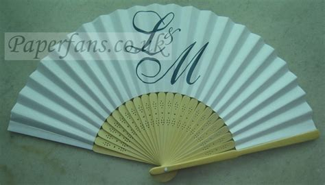 How To Make Paper Fans For Weddings - printing paper fans for wedding 0 74