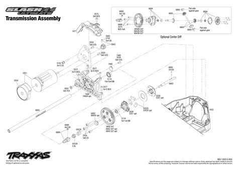 traxxas slash diagram traxxas 1 10 scale slash 4x4 ultimate brushless pro 4wd