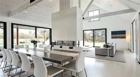 luxury custom home builders blog  modern barn