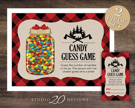 download games themes jar instant download buffalo plaid candy guessing game baby