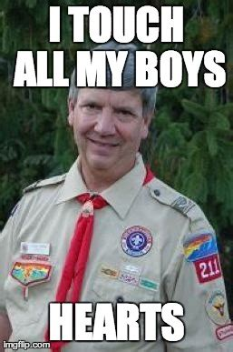 Scout Meme - harmless scout leader memes imgflip