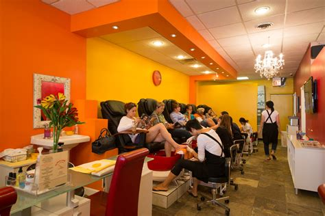 Nail Nail Salon by Nail Salons In Chicago For Manicures Pedicures And Nail