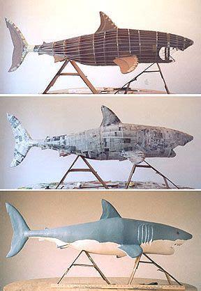 How To Make A Paper Mache Shark - 25 best ideas about paper mache on papier