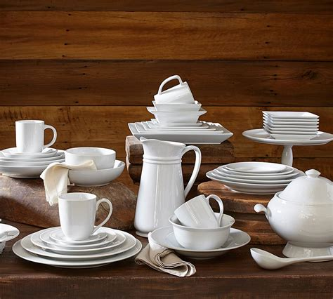 Pottery Barn Giveaway - pottery barn s tips for choosing white dishes plus a giveaway