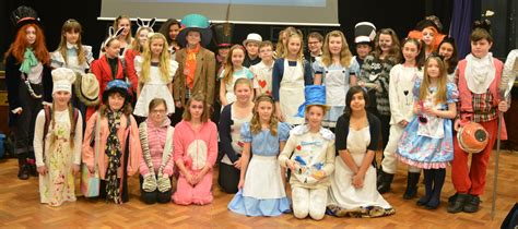 themed events for college students alice in wonderland theme to book week events at uckfield